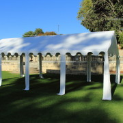 Stylish Wedding Marquee 4x8
