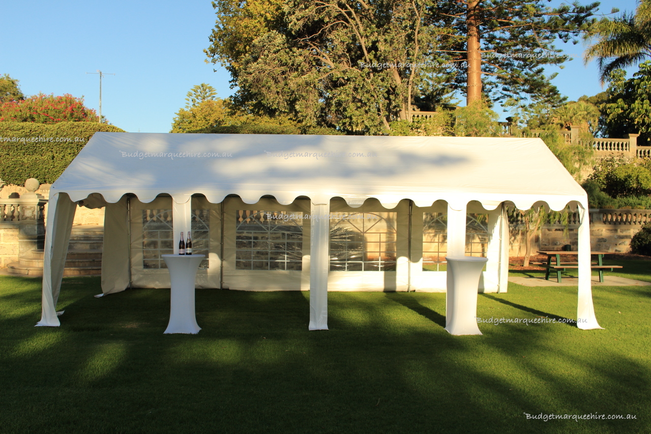 MARQUEE 4x8 meter