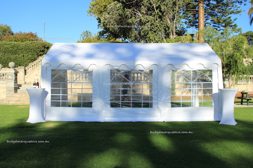Marquee 3x6 meter