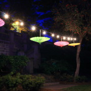 ASIAN STYLE UMBRELLA LIGHTS