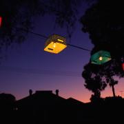Hippy Basket Lights
