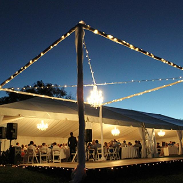 Wedding Pergola 6M x 6M