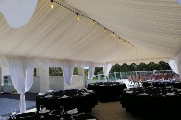 Lining-roof-marquee-4×8-budget-marquee=hire=perth